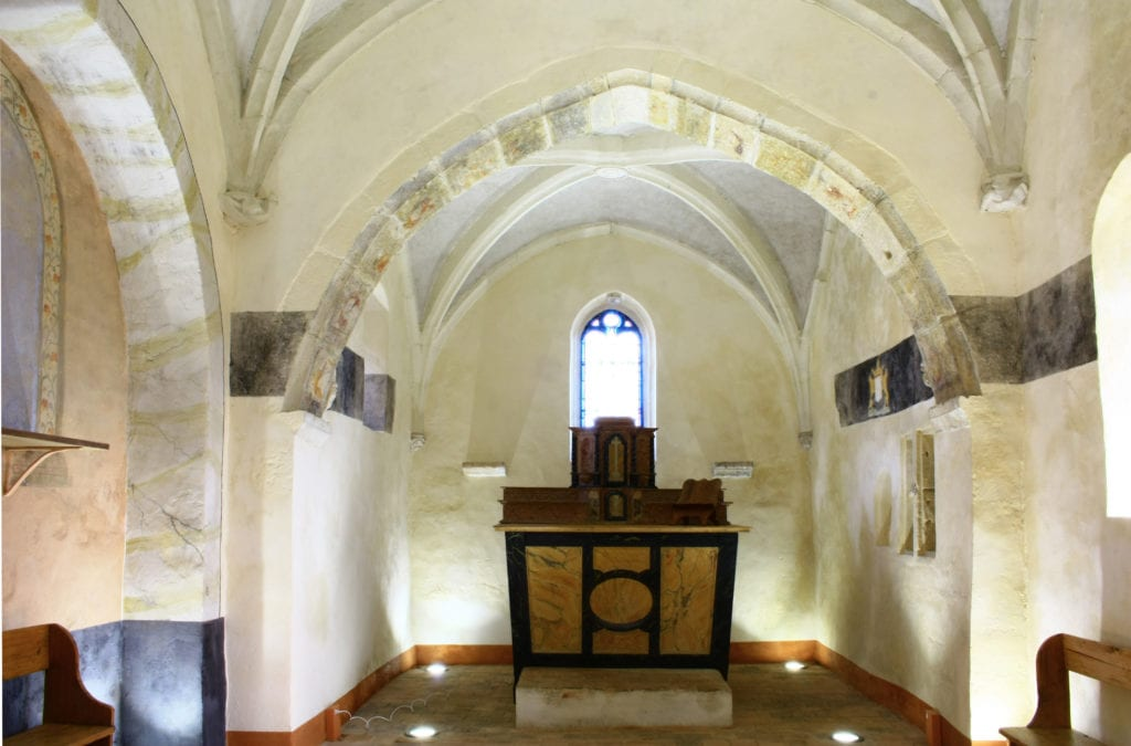 201702 11 PUSIGNAN 69 Eglise de Moifond Choeur