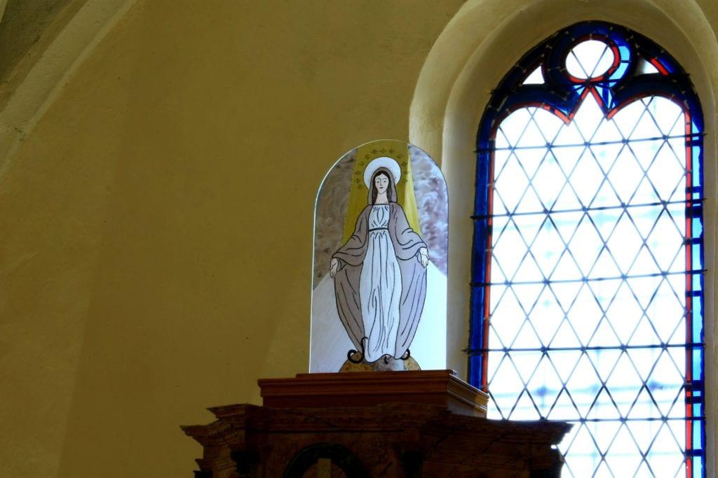 201702 23 PUSIGNAN 69 Eglise de Moifond Choeur Ste Marie